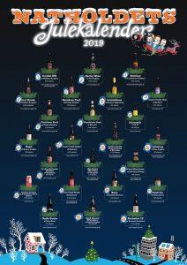 natholdets julekalender 2019