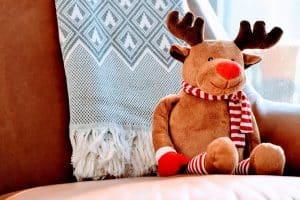julefilm marathon på sofaen